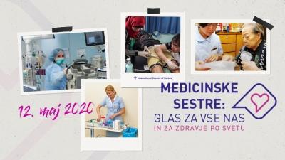 Medicinske sestre temelj vsakega zdravstvenega sistema